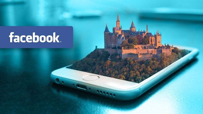 Facebook позволил пользователям превращать любое изображение в 3D