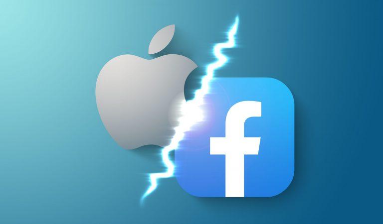 От Facebook отворачиваются рекламодатели из-за политики Apple